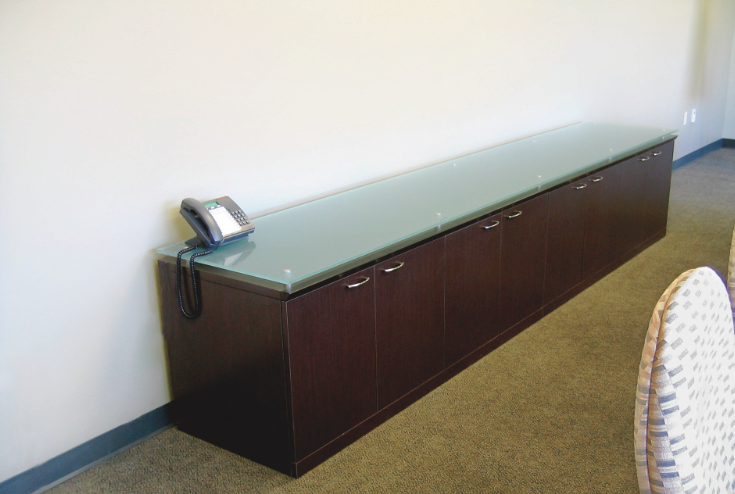 Credenza Conference Room : Conference rooms