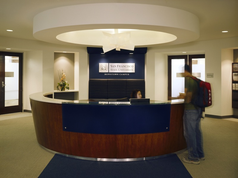 Reception Areas & Workstations